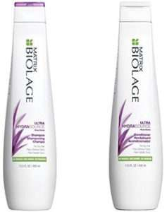 matrix biolage hydrasource shampoo and conditioner for dry hair
