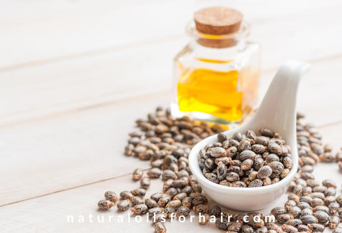 Best hair steaming oils, castor oil