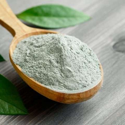 bentonite healing clay for hair
