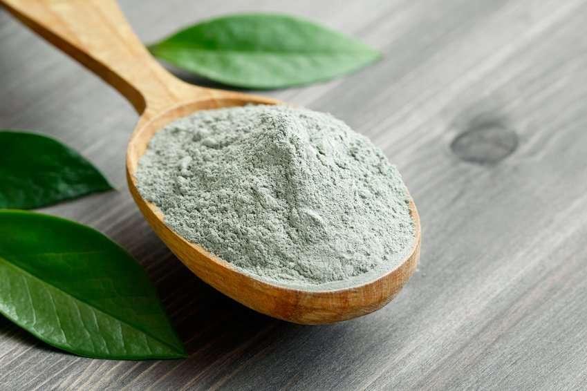 bentonite healing clay for hair