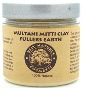 mutlani mitti fuller's earth clay