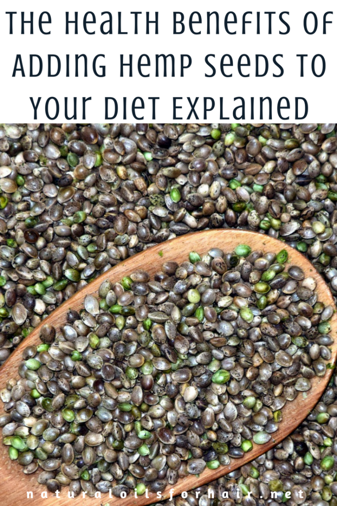 The Health Benefits of Adding Hemp Seeds to Your Diet Explained