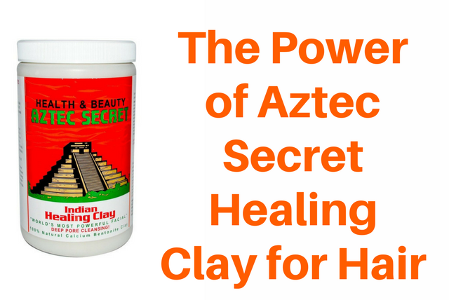 aztec secret healing clay for hair