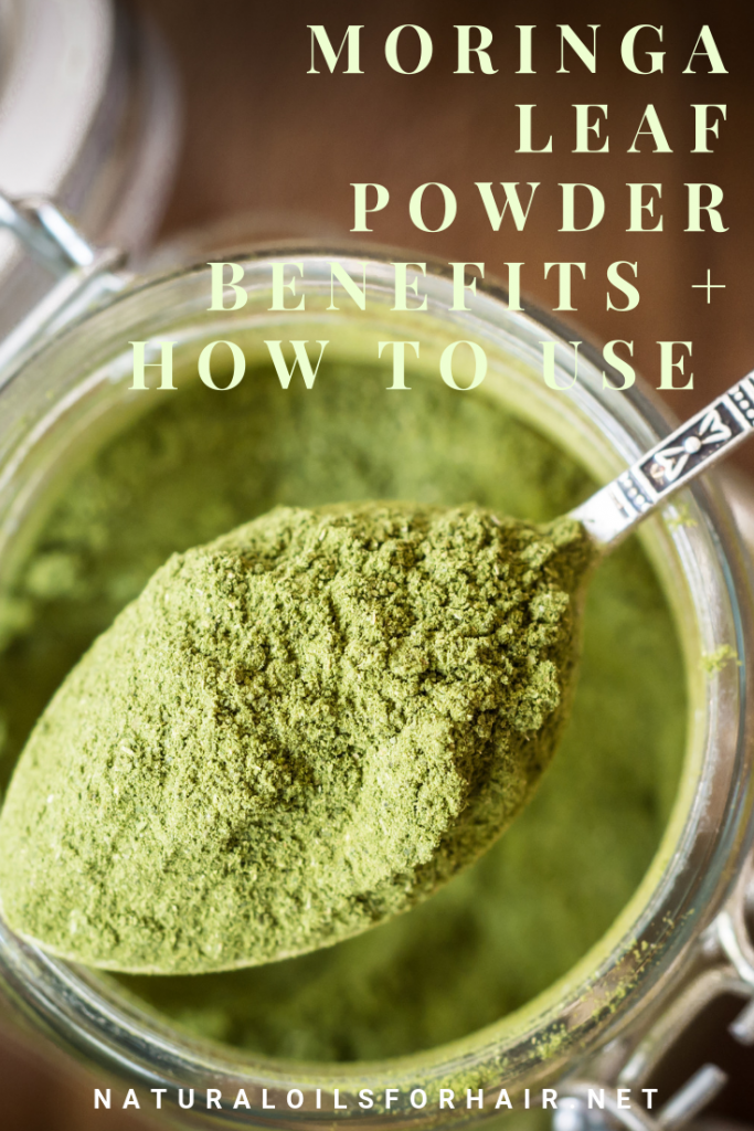 Moringa leaf powder benefits plus how to use