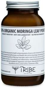 Tribe Skincare 100% Raw Organic Moringa Leaf Powder