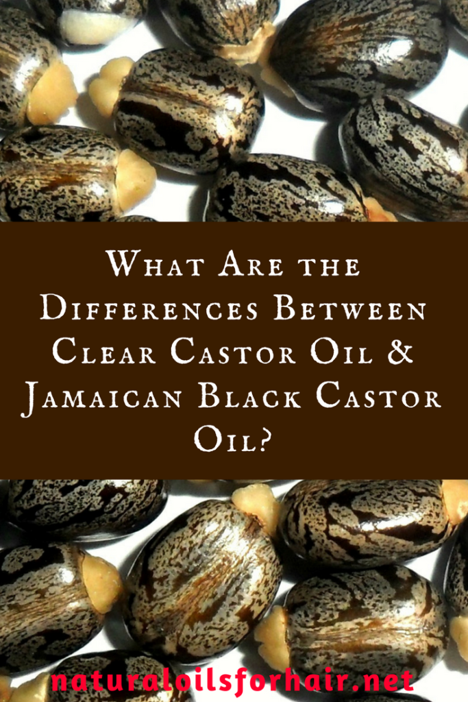 What Are the Differences Between Castor Oil and Jamaican Black Castor Oil?