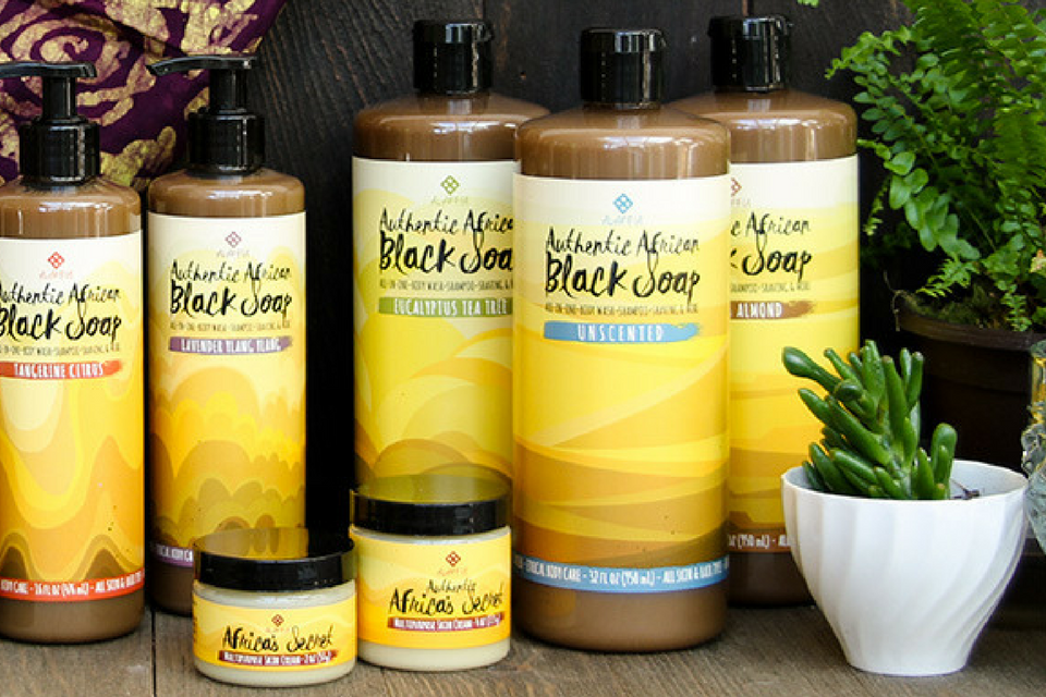 Alaffia Hair Care Products