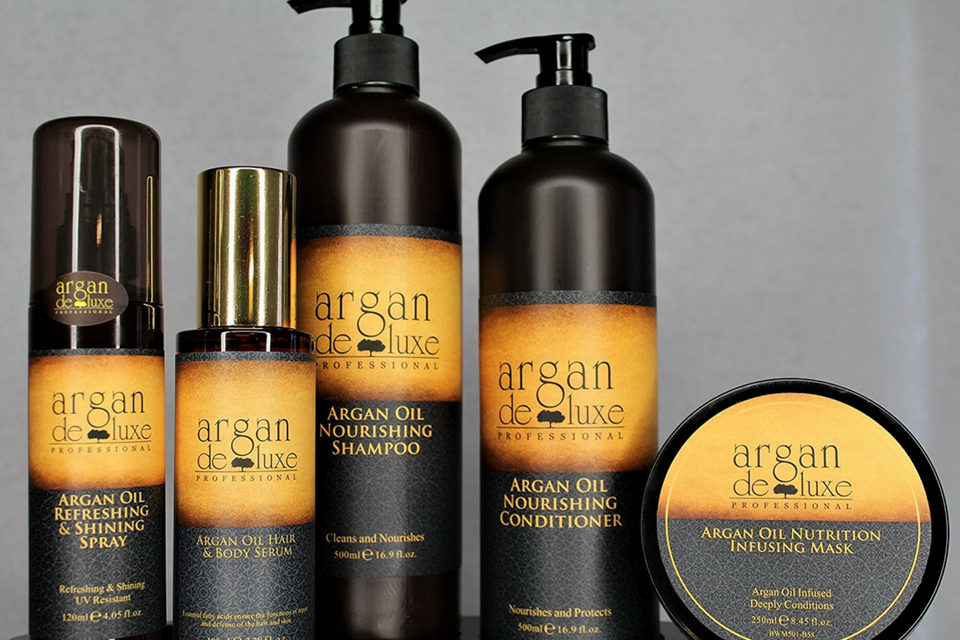 Argan Deluxe for Curly Hair