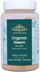 AyurForest Organic Neem Powder