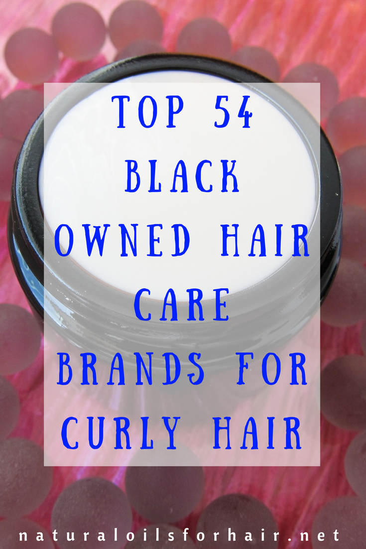 Bestselling Black Owned Hair Care Businesses