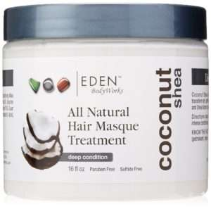 EDEN Bodyworks Coconut Shea All Natural Hair Masque