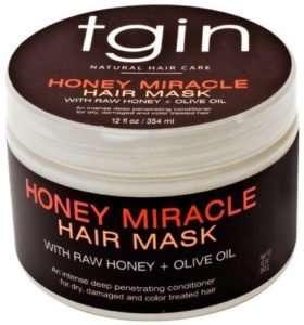 TGIN Honey Miracle Deep Moisturising Hair Mask