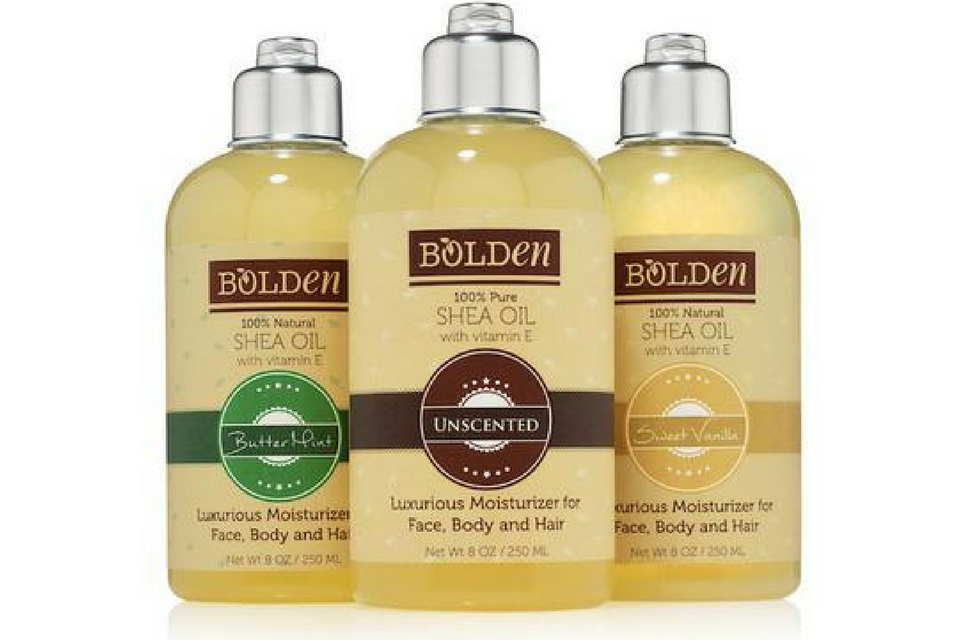 The Bolden Company Hair Care Collection