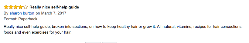 The Ultimate Hair Growth Guide for Hair Loss, Bald Spots and Thin Hair Review