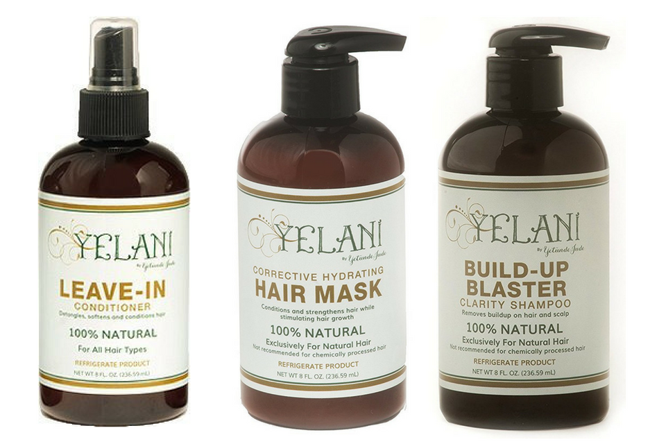 Yelani Hair Care Line