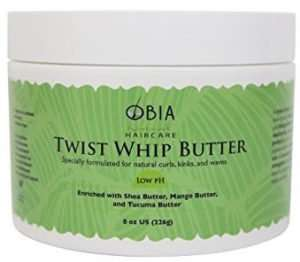 OBIA Naturals Hair Care Twist Whip Butter