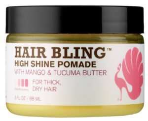 Original Moxie Hair Bling High Shine Pomade