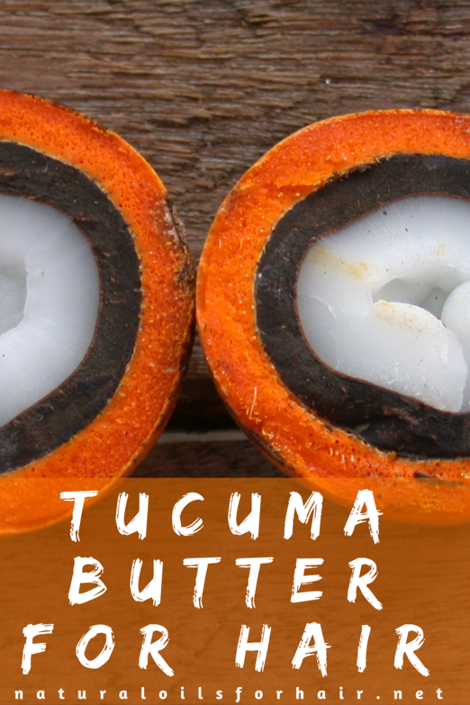 Tucuma Butter for Hair