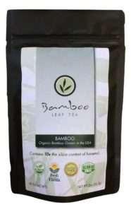 Bamboo Leaf Tea