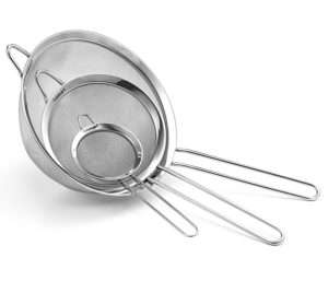 Cuisinart Mesh Stainless Steel Strainers