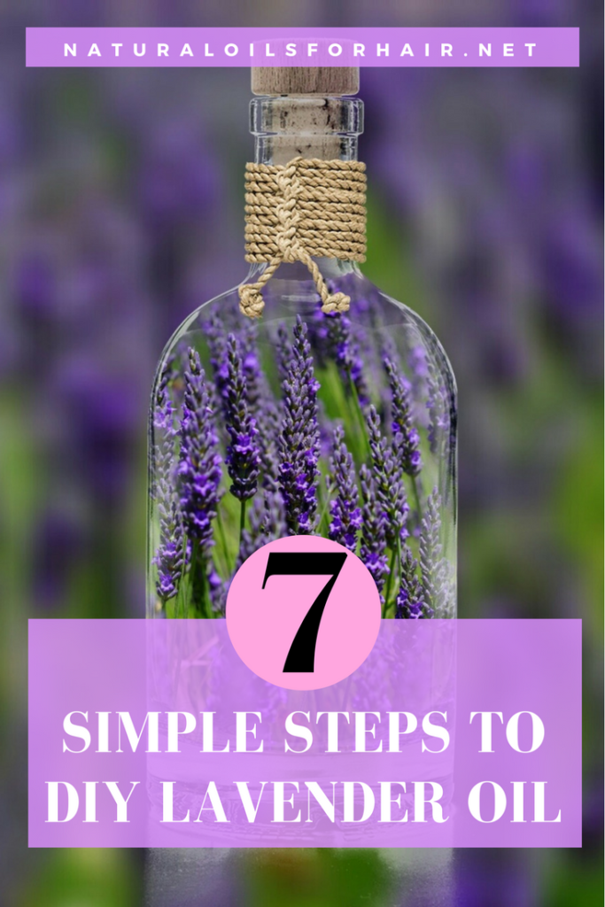 How to DIY Lavender Oil in 7 Simple Steps