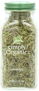Simply Organic Dried Rosemary Leaf