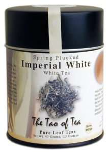 The Tao of Tea White Tea