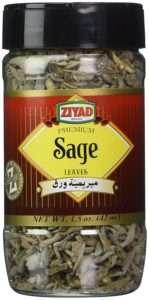 Ziyad Premium Sage Leaves