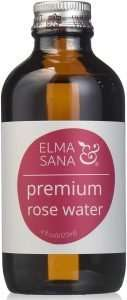 Elma and Sana Pure Moroccan Rose Water