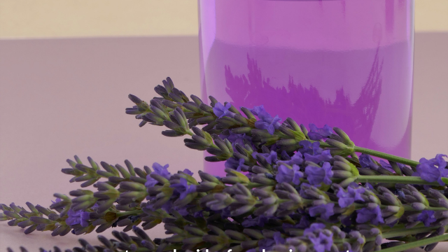 Lavender Water for Hair and Skin