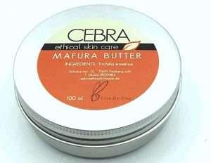 Cebra Ethical Skincare Mafura Butter