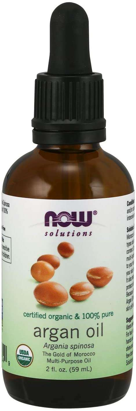 NOW Solutions Organic Argan Oil
