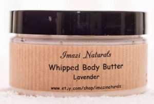 Imazi Naturals Lavender Whipped Body Body