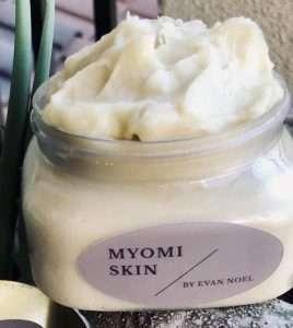Nyomi Whipped Organic Shea Butter