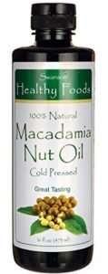 Swanson Macadamia Nut Oil