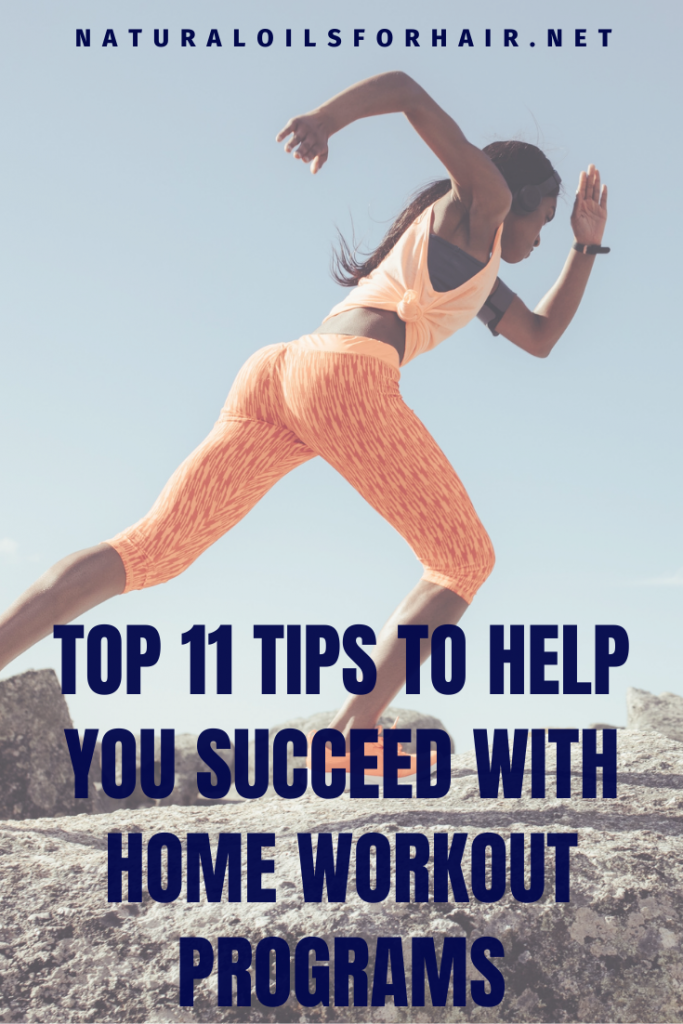 Top 11 Tips to Help You Succeed With Home Workout Programs