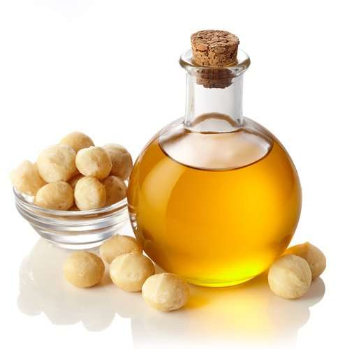 Macadamia nut oil skin benefits