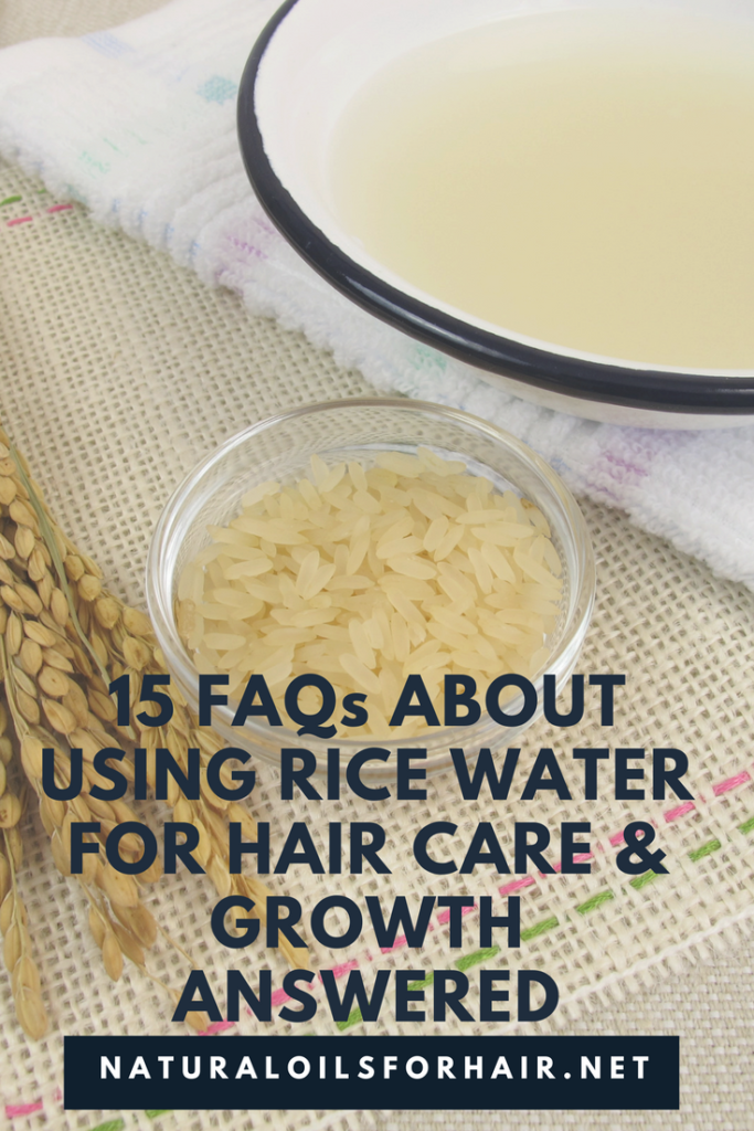 15 Frequently Asked Questions about Using Rice Water for Hair Growth