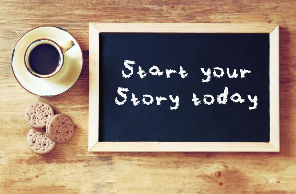 star your own story today