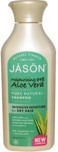 Jason Organics Naturals Aloe Vera Hair Shampoo