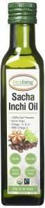 Incaliving Organic Sacha Inchi Oil
