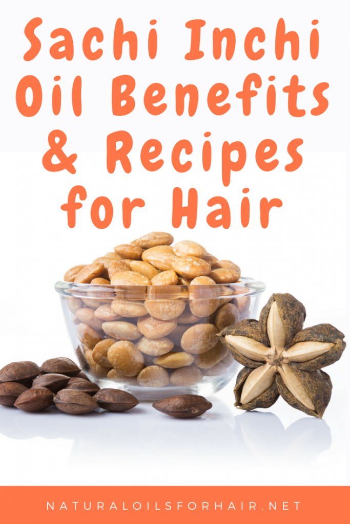 Sacha Inchi Oil Benefits and how to use on hair
