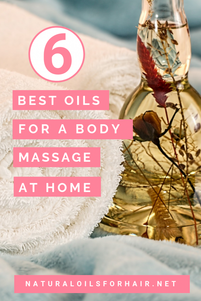 6 best oils for a body massage at home