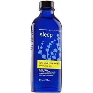Bath and Body Works Aromatherapy Sleep Lavender Chamomile Massage Oil