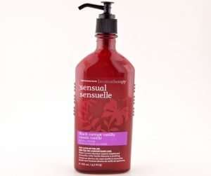 Bath and Body Works Jasmine Vanilla Massage Oil