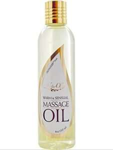 NaturOli Warm and Sensual Massage Oil