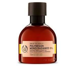 The Body Shop Spa of the World Polynesian Monoi Radiance