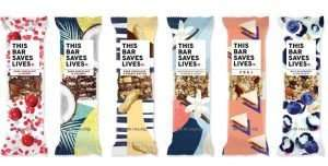 This Bar Saves Lives Gluten Free Granola Breakfast Bar Variety Pack