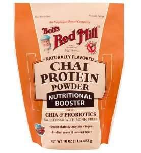 Bob's Red Mill Chai Protein Powder