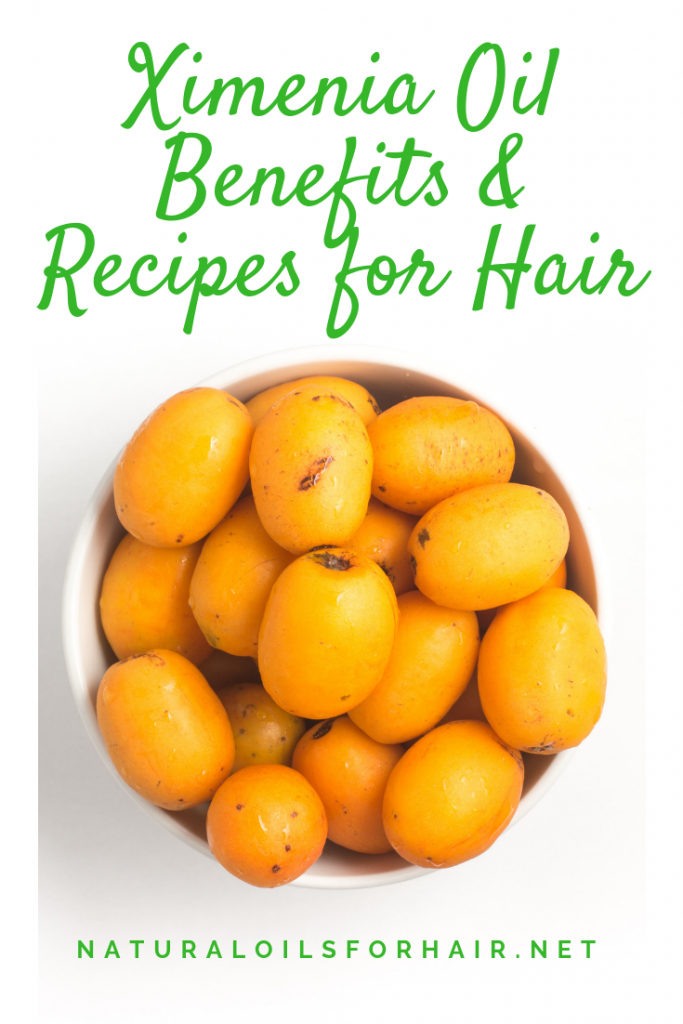 Ximenia Oil Benefits and Recipes for Hair